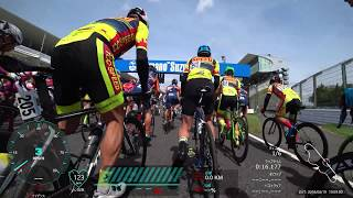 シマノ鈴鹿ロード 5ステージ・スズカ 第4ステージ(ロードレース 東コース 5周回)