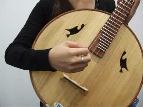 Basic Techniques of Ruan, Chinese Lute