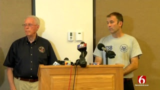 NTSB Press Conference For Accident At Table Rock