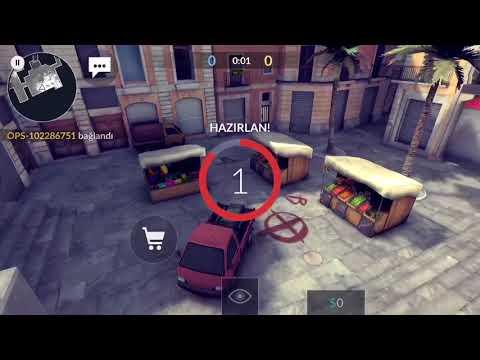 Critical Ops Oynadım! ( CS ve Zula Sevenler TOPLANIN! ) Ortalık Fena Karıştı
