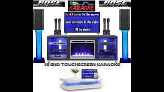 Cavs JB199 Karaoke Computer Bose Karaoke Entertainment System Hi end Touchscreen Karaoke system