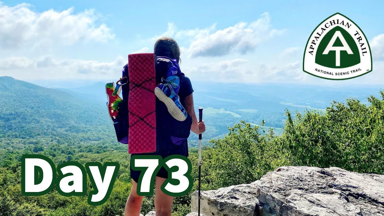 AT 2020 Day 73 | The Day I Found a Restaurant on the Trail
