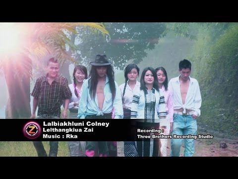 Lalbiakhluni Colney - Lelthangkiua Zai (Official Video)