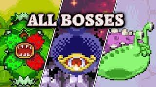 The Legend of Zelda: Four Swords - All Boss Fights