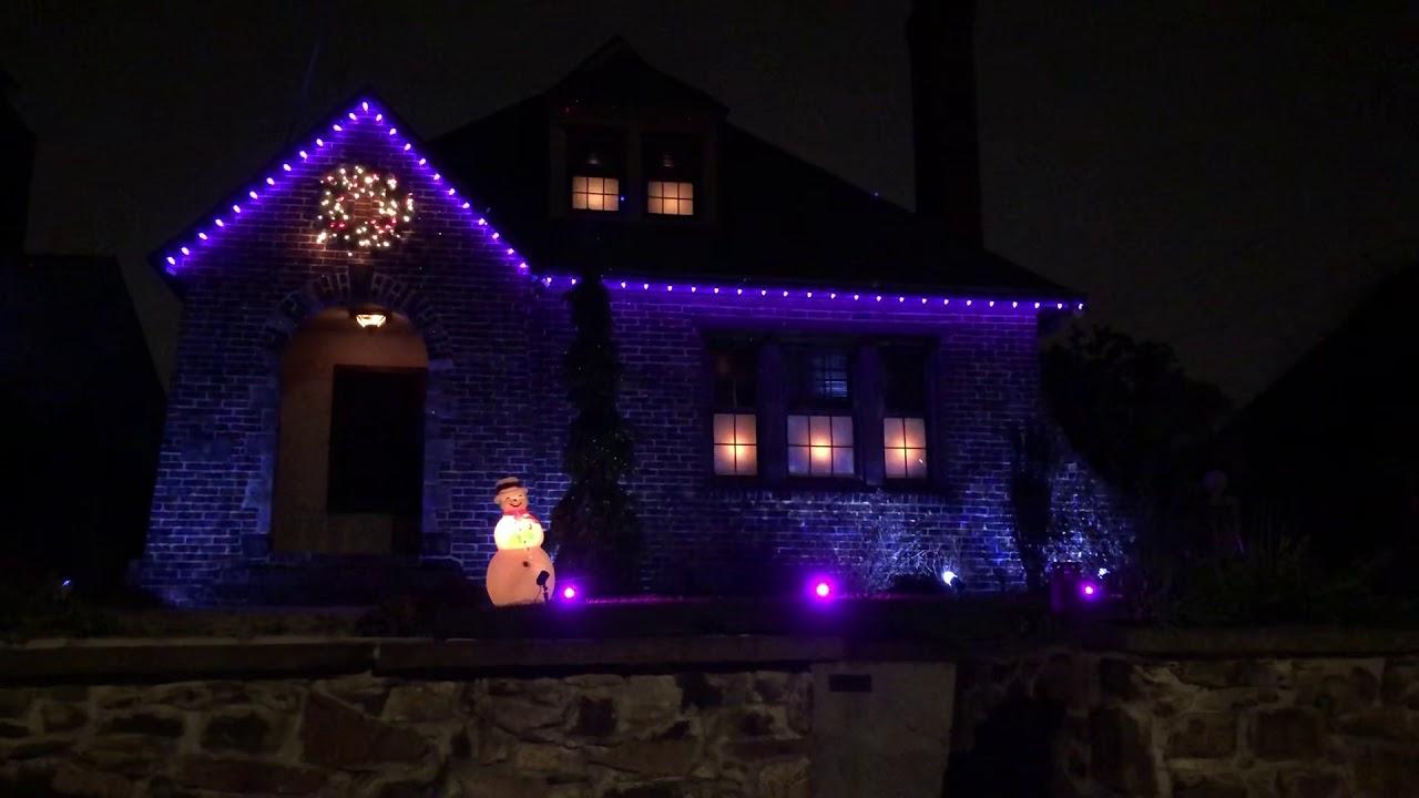 Philips Hue And Lights Christmas 2018