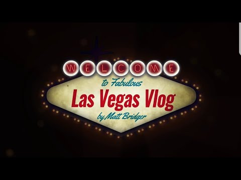 Las Vegas Vlog Q&A with Colin (27th January 2018)