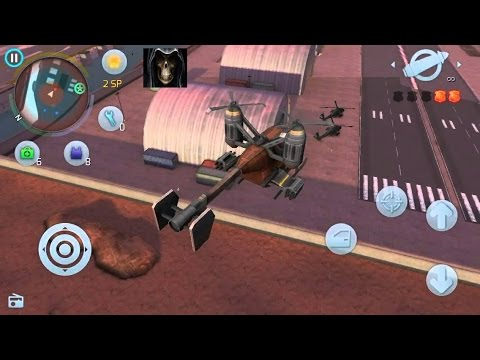 How To Get New Army Helicopter In Gangstar Vegas (Gangstar 4)