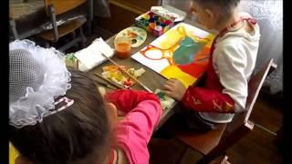 Уроки рисования для детей. Рисуем кота, а изучаем контраст
