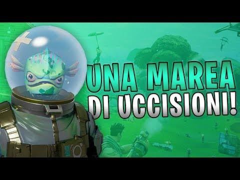 UNA MAREA DI KILL CON GIANKO, MOLLU E Il NINJA DI BARI! | FORTNITE ITA