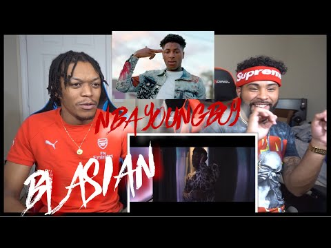 NBA YOUNGBOY – BLASIAN (Official Video) | FVO Reaction