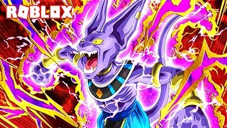 COMBAT AGAINST BEERUS ON YOUR PLANET!!! - ROBLOX DRAGON BALL Z FINAL STAND