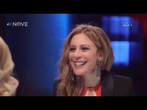Giorgia Meloni a cuore aperto con Francesca Fagnani