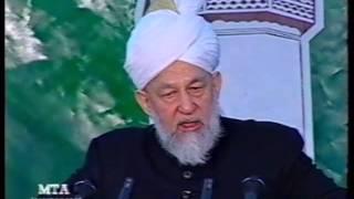 Jalsa Salana UK 1998 - Concluding Address by Hazrat Mirza Tahir Ahmad (rh)