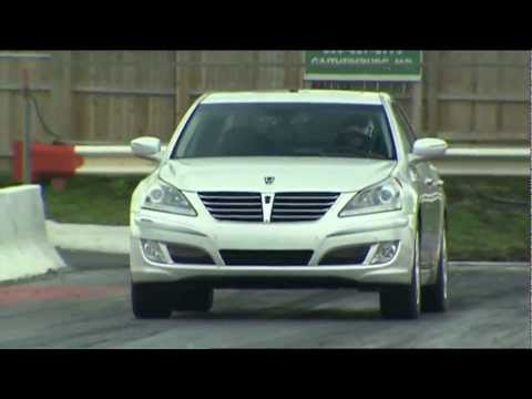 Road Test 2011 Hyundai Equus