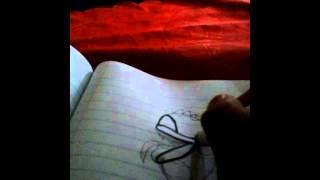 How to draw chomp