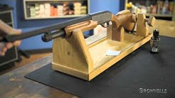 Brownells - Mountain Meadow Woodworks Gun Cradle