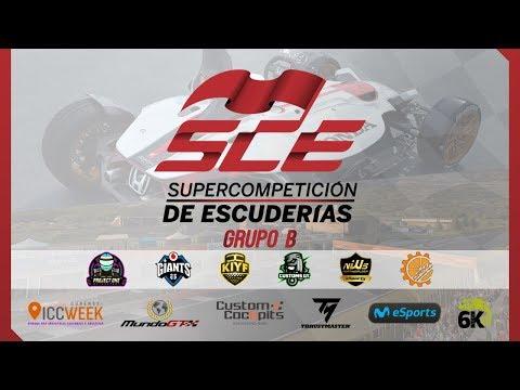 GT Sport #SCE MundoGT - Grupo B Carrera 1/6 - Dragon Trail