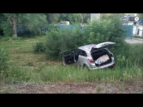 В Сети появилось полное видео вечерней аварии на Ново-Астраханском шоссе