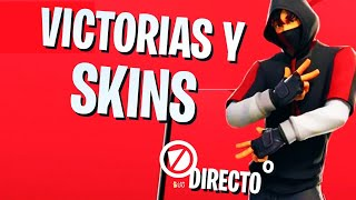 🔴 WIN WITH ME AND GET A SKIN - FORTNITE DIRECT