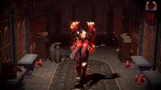 Path of Exile: Fire Cloak