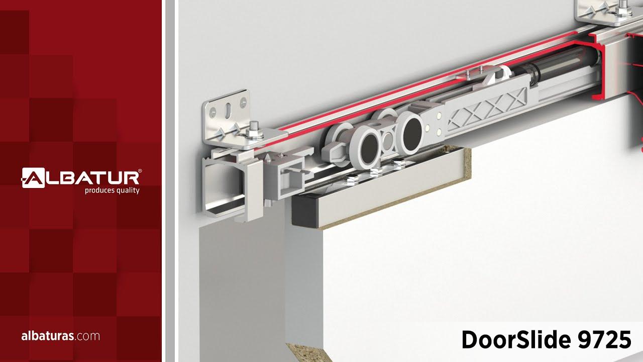 Albatur Sliding - M20 9725 SFT Installation v2