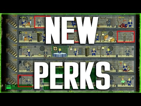 Fallout 4ALL NEW PERKSNuka World Perks Worth It
