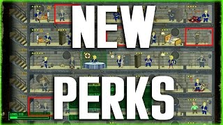 Fallout 4 - ALL NEW PERKS - Nuka World Perks Worth It