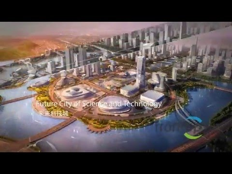 Hangzhou EFC(Euro America Financial City)