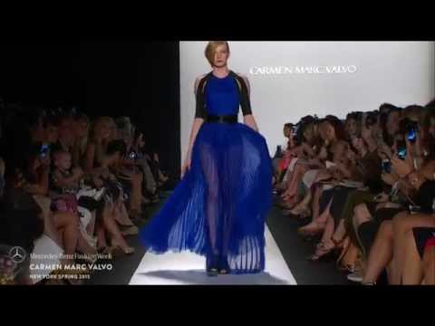 CARMEN MARC VALVO: MERCEDES-BENZ FASHION WEEK S/S15 COLLECTIONS