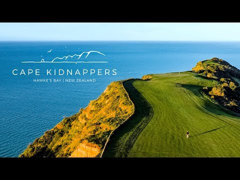Cape Kidnappers by Jacob Sjoman
