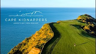 Cape Kidnappers Golf Club, Hawke's Bay