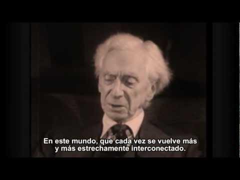 Bertrand Russell: Un mensaje para el futuro
