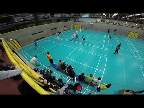 Dublin Wings Handball vs UCD Handball Full Match (26/11/17)