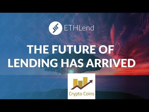 ETHLend (LEND) ICO Review - decentralized peer to peer lendi