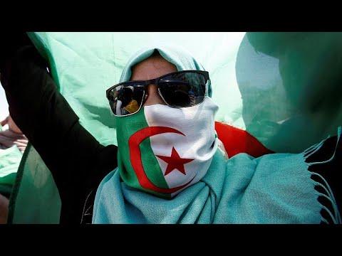 Президентские выборы в Алжире отложены