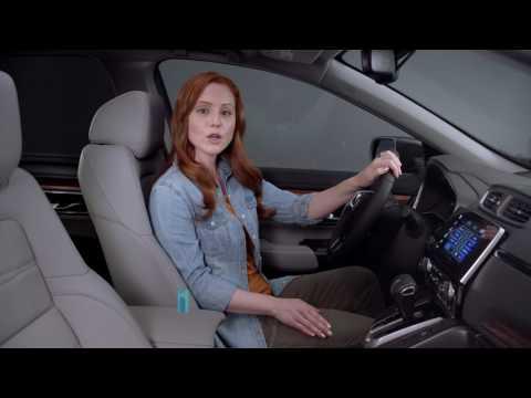 2017 Honda CR-V: Windshield Wiper/Washer Operation