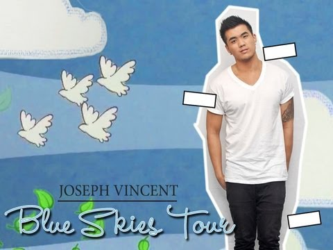"Blue Skies ""Live Acoustic Version""- Joseph Vincent"