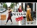 Шоппинг влог #MANGO/ Распродажа. Лето 2019/Sale/Самый подробный обзор!
