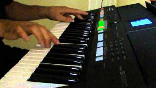 Armenian Dance Music on Yamaha PSR S650
