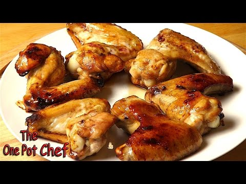 Easy Honey Soy Chicken | One Pot Chef
