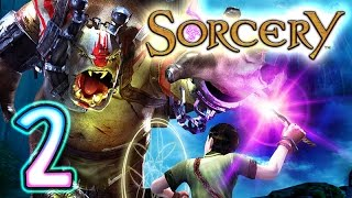 Sorcery Walkthrough Part 2 (PS3) ~~ Lord of Sorcery ~~ [2 of 18]