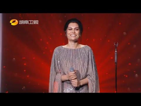 《歌手2018》: JESSIE J  初愈回归 致敬经典!Singer 2018【歌手官方频道】