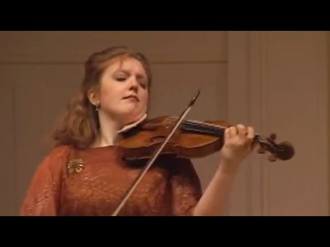 Ysaye's Prelude from Sonata #2 - Rachel Barton Pine