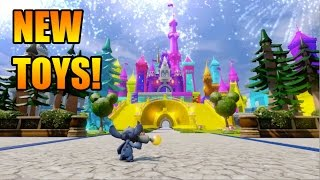 Disney Infinity - NEW TOY BOX TOYS! Gravity Falls and TRON Light Bike! - Disney Infinity 2.0 News