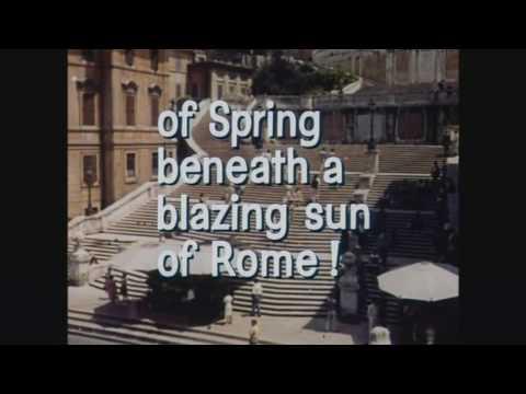 The ROMAN SPRING OF MRS. STONE ORIGINAL  1961