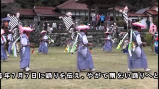 長穂念仏踊 2013.4.14 踊