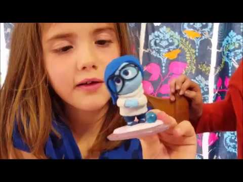 Leland Amp Leanna Show Showing Off Disney Infinity Characters Original Youtube