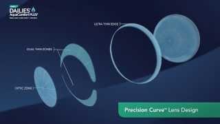 Dailies Aqua Comfort Plus Toric Contact Lenses