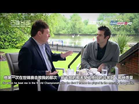 Ronnie O'Sullivan Show Part 3 中英文字幕