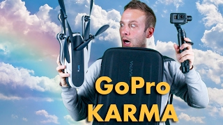 GoPro Karma Re Release | Drone and Grip Unboxing/Flight Test